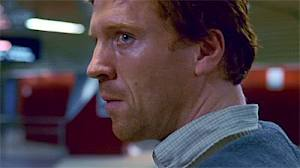 William (Damian Lewis) tries to hold it together in Keane