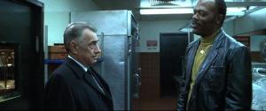 Jimmy (Samuel L Jackson) and Sydney (Philip Baker Hall) in Hard Eight