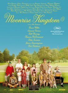 The excellent ensemble cast of Wes Anderson's Moonrise Kingdom
