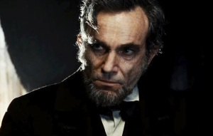 Daniel Day Lewis as Honest Abe in Lincoln