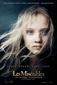Les Misérables movie poster