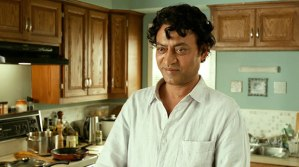 The adult Pi (Irrfan Khan) tells his incredible story in Life of Pi