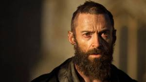 Jean Valjean (Hugh Jackman) searches for redemption in Les Misérables