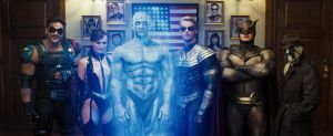 Mixed reaction greeted Zack Snyder's adaptation of Watchmen
