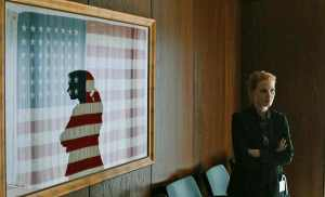 CIA officer Maya (Jessica Chastain) leads the decade-long hunt for Osama Bin Laden in Zero Dark Thirty