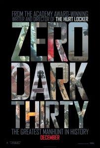 Kathyryn Bigelow's Zero Dark Thirty