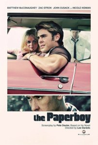 "Lee Daniels' The Paperboy - ""you're left scratching your head wondering whether it was all worth the bother"""