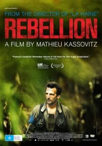 "Mathieu Kassovitz's Rebellion - ""brave, prescient film-making of the highest order"""