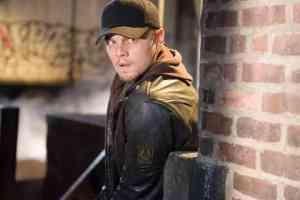 William Costigan (Leonardo DiCaprio) goes undercover in The Departed