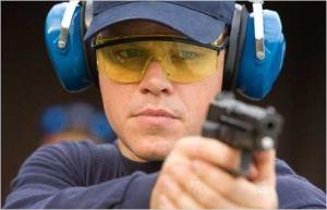 Costello's mole in the police, Colin Sullivan (Matt Damon) in The Departed