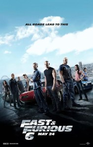Fast and Furious 6 is unbelievable, ludicrous (or Ludacris) and absurd, but when brainless full-throttle action entertainment is done as effortlessly well as this it hardly matters
