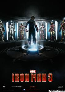 "Iron Man 3 - ""Black has forged a Marvel-ous summer blockbuster that's as cool, collected and cocksure as its hero"""
