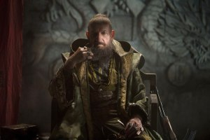 The mysterious Mandarin (Ben Kingsley) in Iron Man 3