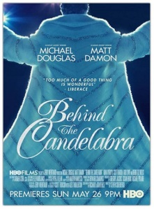 "Behind The Candelabra may be a relatively low key film for Soderbergh to bow out on, but it is consumate filmmaking nonetheless and fully advocates Liberace's motto that ""too much of a good thing is wonderful""."