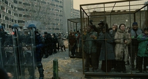 "Refugees, ""hunted down like cockroaches"" in Children Of Men"