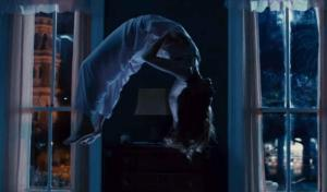 An unusual sleep pattern in The Last Exorcism Part II