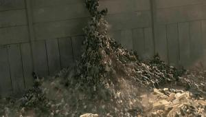 Probably the most memorable image of World War Z