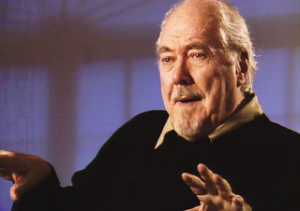 The late Robert Altman, director of The Player