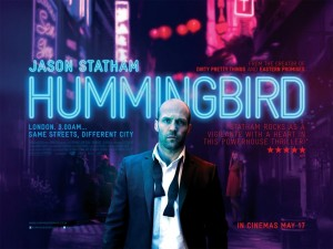 Whether Hummingbird turns out to be a one-off diversion on Statham's action-packed career path we'll wait and see, but I for one would welcome more roles like this from Mr Chrome Dome