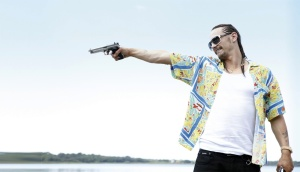 James Franco plays larger-than-life gangsta Alien in Spring Breakers