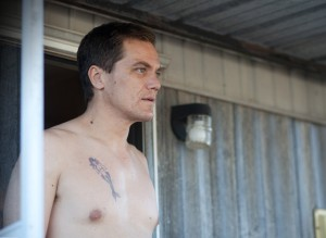 Jeff Nicholls' long-time partner Michael Shannon plays Galen in Mud