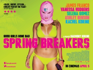 A weird, hallucinatory trip down the trashy corridors of its director's headspace, Spring Breakers is a one-of-a-kind and for that alone it deserves to be seen