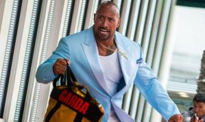 Ex-con Paul Doyle (Dwayne Johnson) gets himself in hot water in Pain & Gain