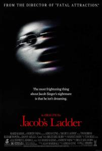 While its unfortunate protagonist is unable to separate reality from demonic hallucination, the unique and relentlessly creepy Jacob's Ladder can be viewed through a prism of nightmarish perceptions, all as valid as each other
