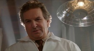The angelic chiropractor Louis (Danny Aiello) in Jacob's Ladder