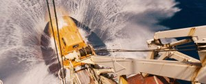 The lifeboat that sets up the film's second half in Captain Phillips