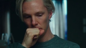 Benedict Cumberbatch gives an uncanny portrayal of WikiLeaks founder Julian Assange in The Fifth Estate