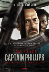 Captain Phillips lands so many gut punches you'll be left an exhausted, staggering mess come the end of a mesmerising masterclass in white-knuckle filmmaking.
