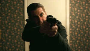 Detective Loki (Jake Gyllenhaal) on the case in Prisoners