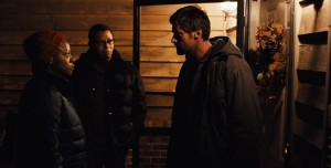 Franklin and Nancy Birch (Terrence Howard and Viola Davis) are dragged into Keller Dover's quest for vengeance in Prisoners