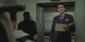 Jim Caviezel couldn't be bothered learning his lines as Warden Willard Hobbs in Escape Plan