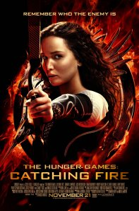 Even in spite of Lawrence's knockout performance The Hunger Games: Catching Fire is so pleasing that come the closing credits, you'll be hungry for the next serving