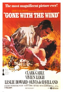 Despite its refusal to deal with the stain of slavery, as a work of cinema Gone With The Wind is as big an event as they come, an epic in the truest sense of the word that's sure to sweep audiences along for another 75 years