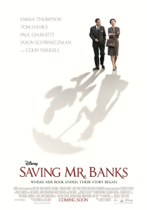 Saving Mr Banks may be a giant spoonful of sugar, but it's charm and outstanding performances certainly help the medicine to go down