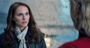 Jane Foster (Natalie Portman) finally meets her man again in Thor: The Dark World