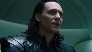 God of Mischief Loki (Tom Hiddleston) in Thor: The Dark World