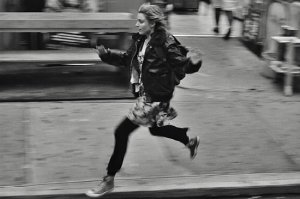 There's more than a hint of François Truffaut in Frances Ha