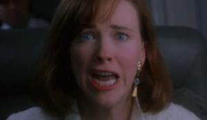 """Kevin!!"" Kate (Catherine O'Hara) realises she's left her son Home Alone"
