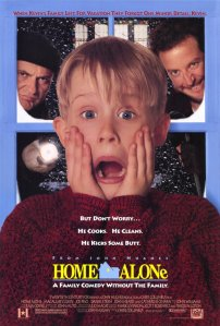 Criticising Home Alone is like taking candy from a baby; it's easy but you feel bad about doing it. For all its faults - and it has a few - it's a guilty pleasure you don't feel too bad about indulging when the festive season comes around