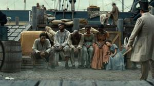 The torment has only just begun for Solomon (Chiwetel Ejiofor) in 12 Years A Slave