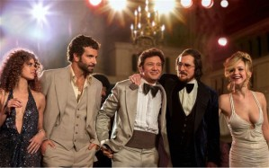 A fantastic ensemble is the key to the success of American Hustle