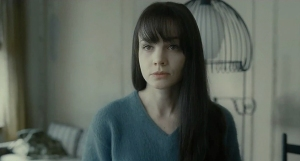 The angry Jean (Carey Mulligan) in Inside Llewyn Davis
