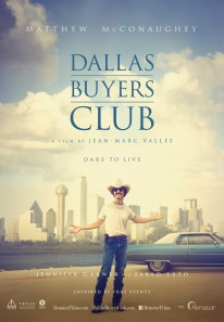 Dallas Buyers Club is a forthright and rousing tale of dogged determination in the face of death lifted by a pair of remarkably raw performances