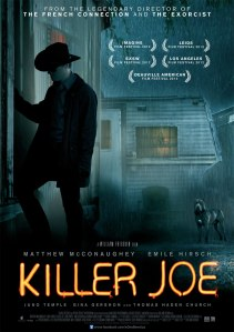 Killer Joe certainly isn't to everyone's tastes, but for those who enjoy their movies trashy it's finger lickin' good