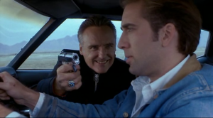 Dennis Hopper is in full-on Frank Booth mode as Lyle in Red Rock West