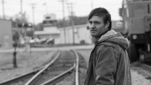 Like father, like son... David (Will Forte) in Nebraska